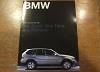 BMW X5 Preliminary Sales Brochure from 1999