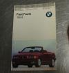 1992 Fast Facts pocket book, Second edition